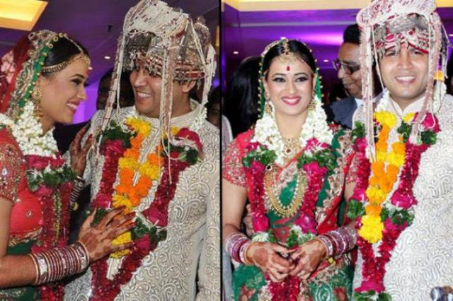 Shweta Tiwari wedding pictures