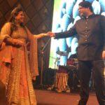 Sonali Jaitley and her husband, Jaiyesh Bakhshi