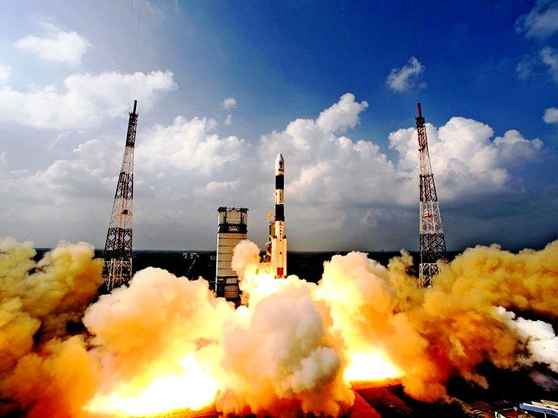 Successful Launch of the Mangalyaan-1