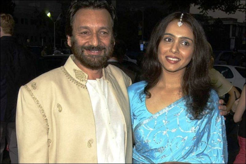 Suchitra Krishnamoorthi With Her Husband