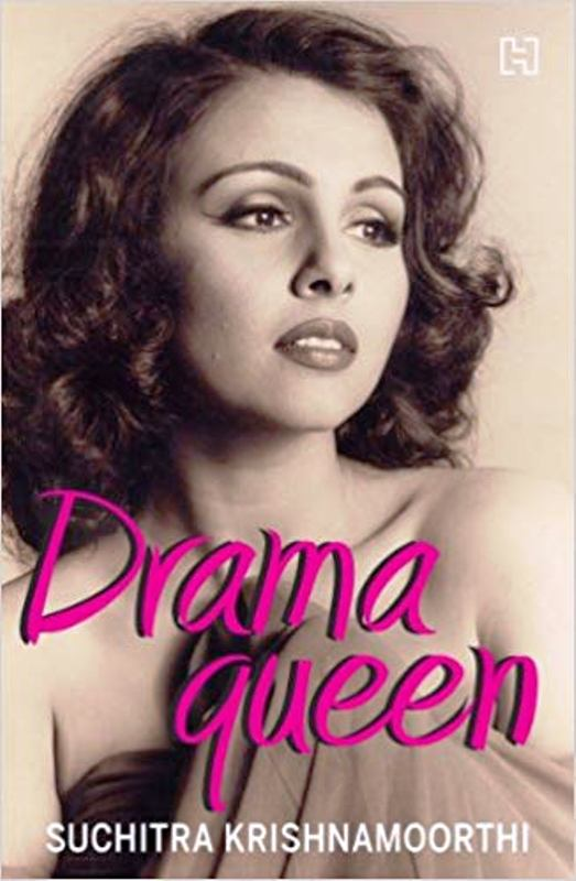 Suchitra Krishnamoorthi's Novel 'Drama Queen'