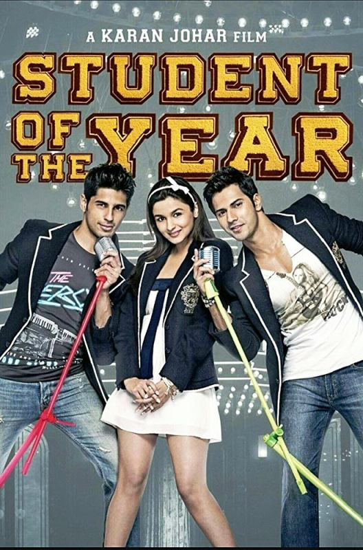 Varun Dhawan's Movie Student of the Year
