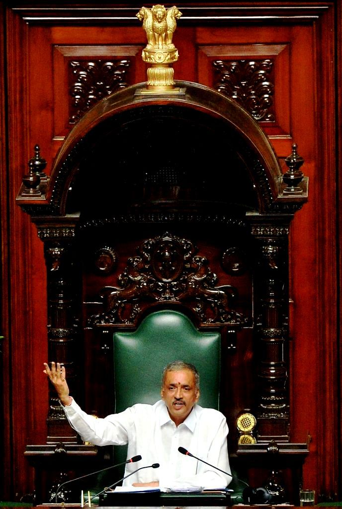 Vishweshwar Hegde Kageri- Speaker of the Karnataka Assembly