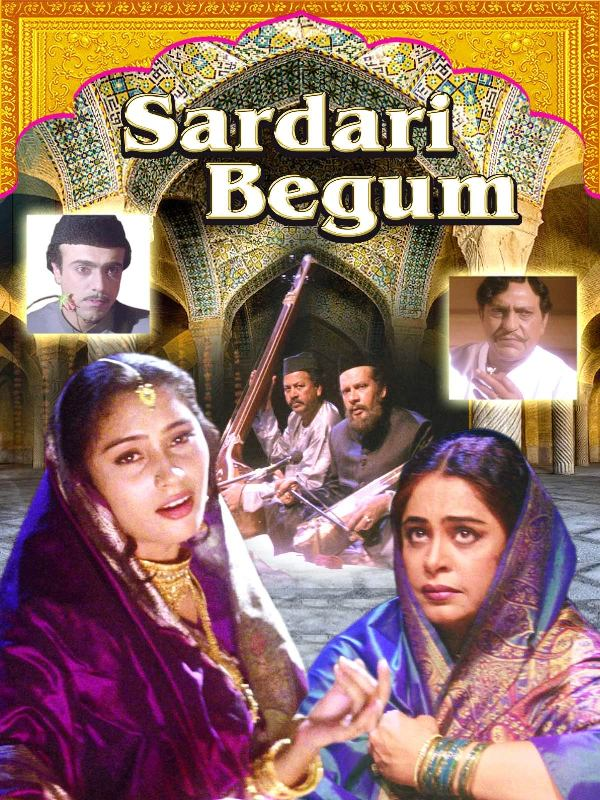 Kumud Mishra in Sardari Begum