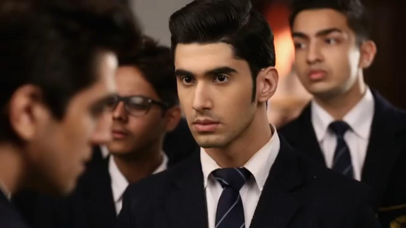 Laksh Lalwani in Warrior High