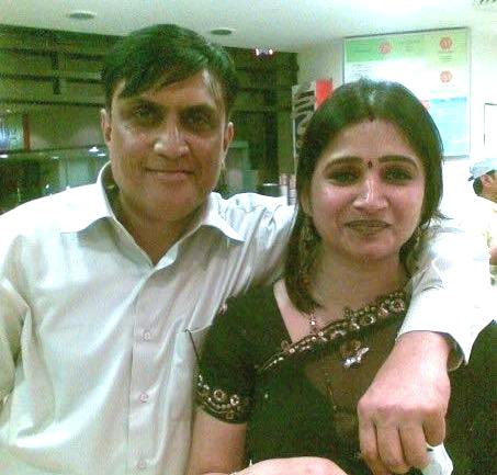 Rohit Saraf father and mother