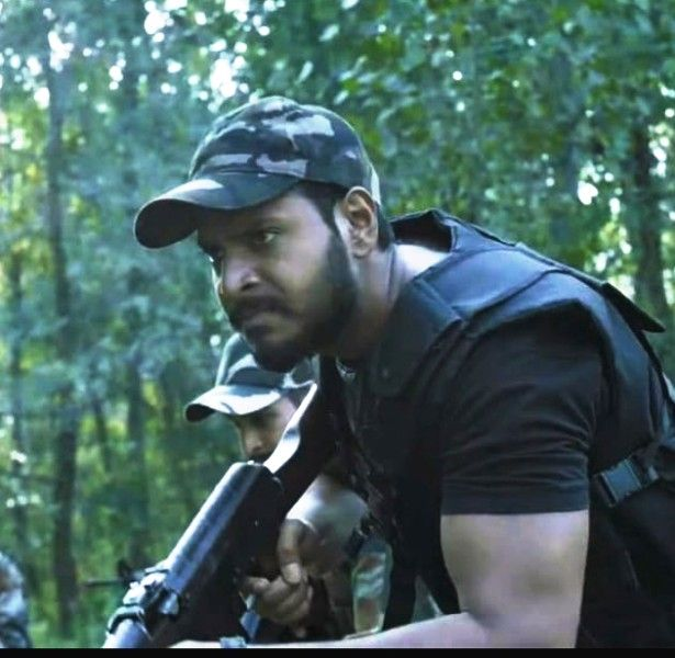 Sundeep Kishan in the TV Web Series- The Family Man