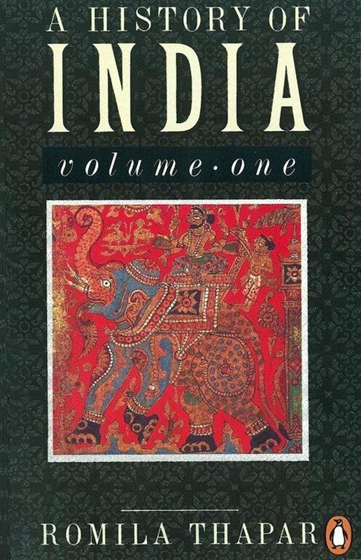 The History of India by Romila Thapar