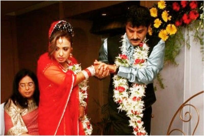 Vandana Sajnani's Wedding Picture