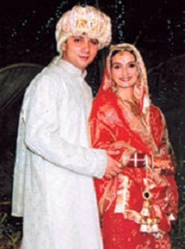 Varun Badola's Wedding Picture