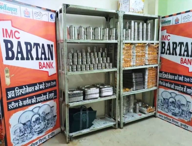 Bartan Bhandar Scheme Started by Asheesh Singh