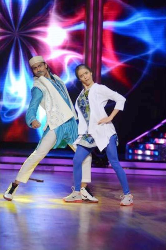 Isha Sharvani Performing in Jhalak Dikhhla Jaa