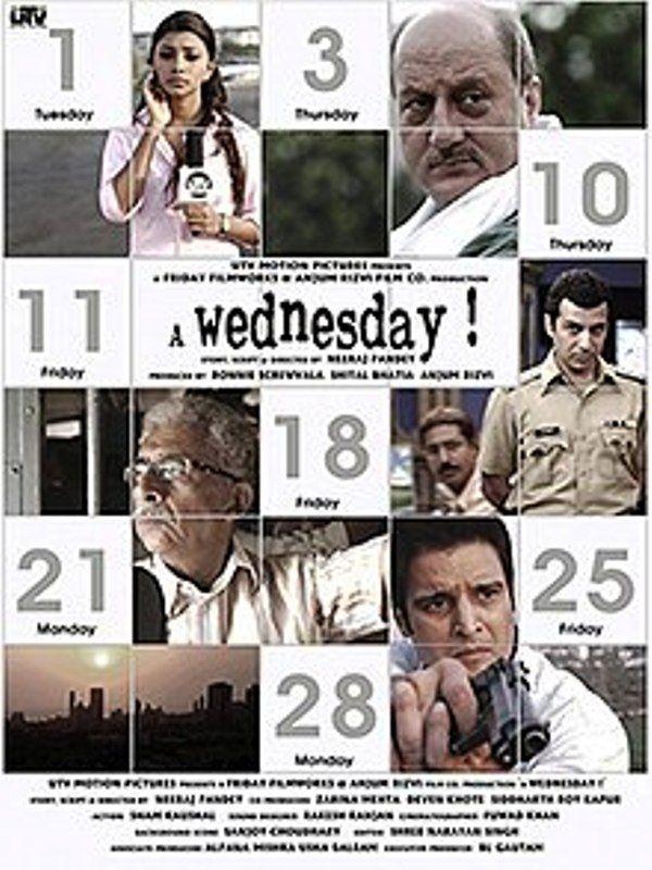 Parag Tyagi's Film- A Wednesday!