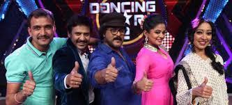 Priyamani in Dancing Star 2