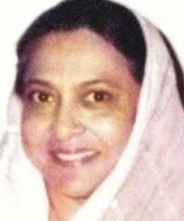 Ajit Pawar Sister Vijaya Patil