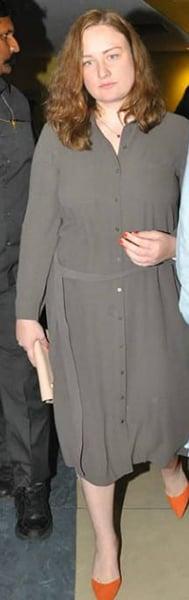 Anna Lezhneva Actress