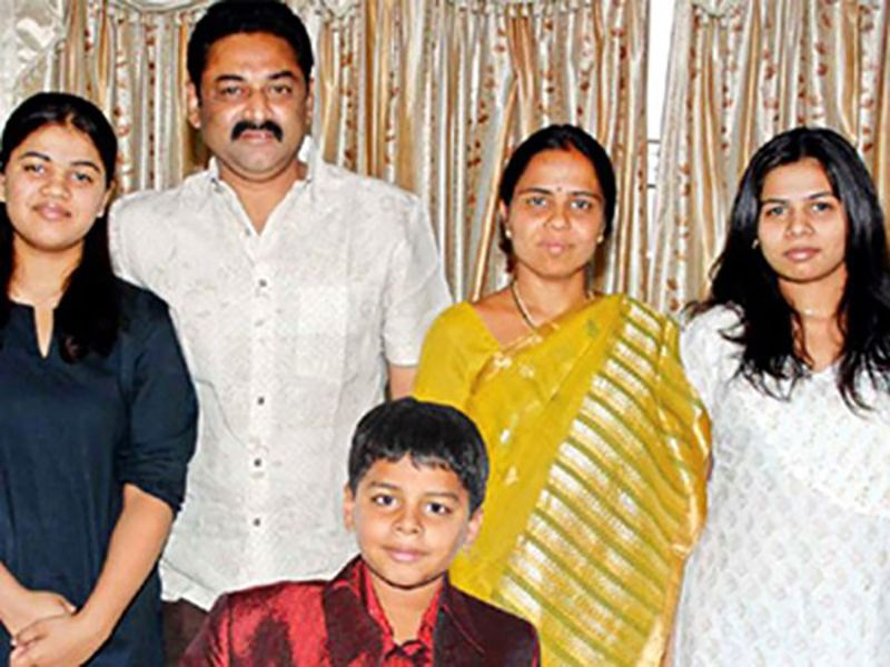 Bhuma Akhila Priya's Family
