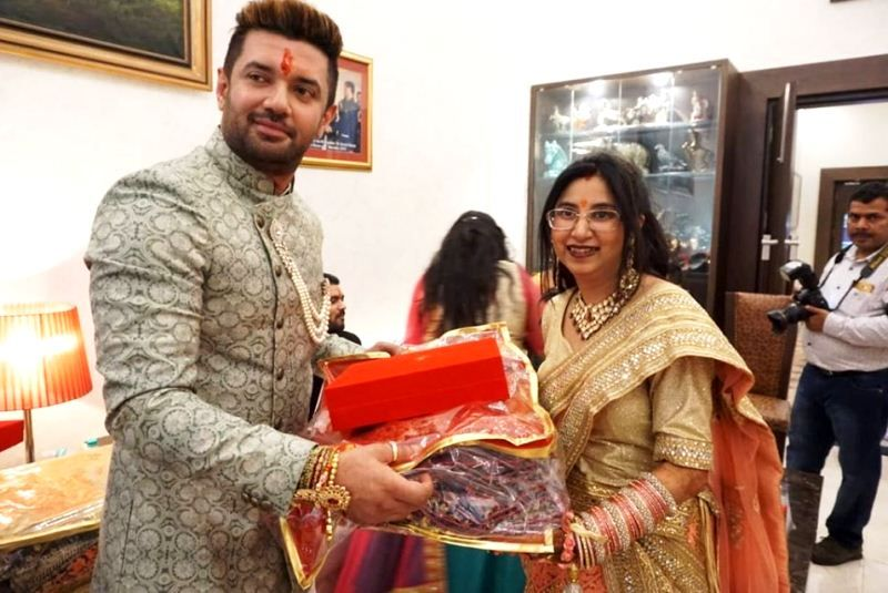 Chirag Paswan Age Caste Wife Family Biography More Starsunfolded