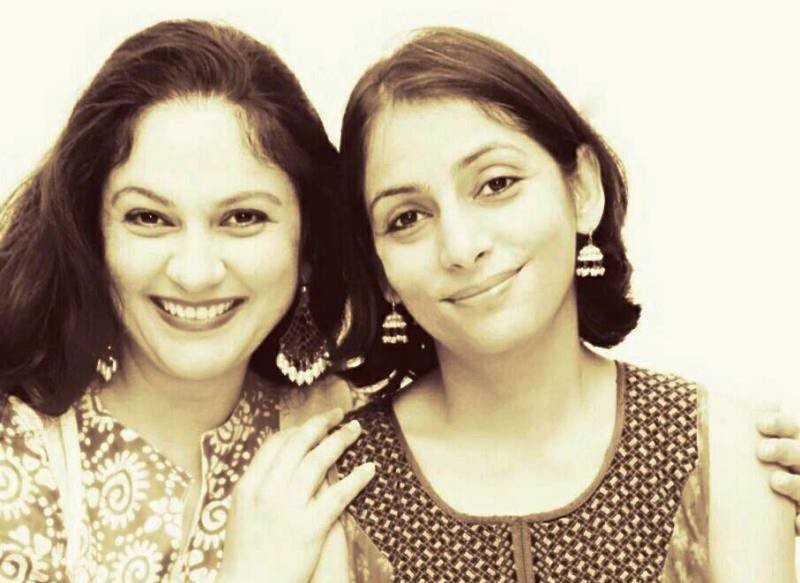 Gracy Singh with Her Sister- Lisa