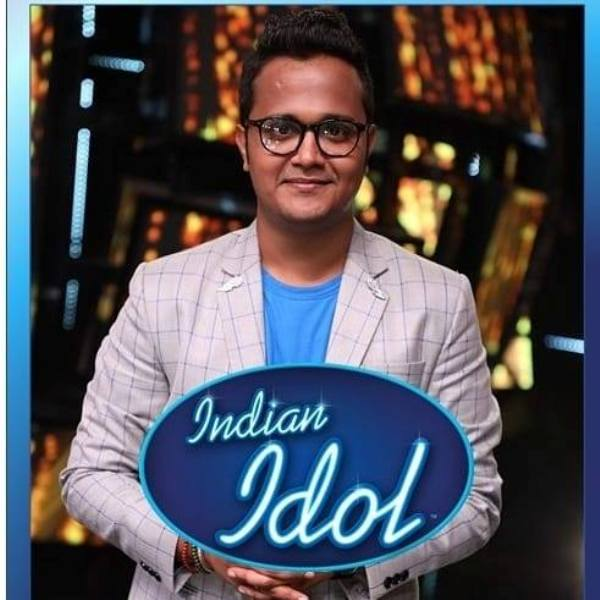Rohit Raut in Indian Idol