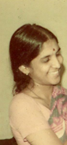 Supriya Yarlagadda's mother