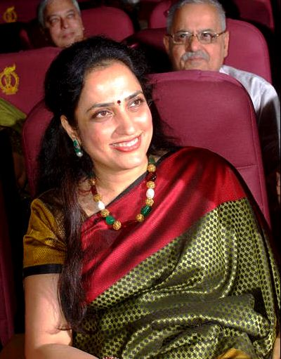 Uddhav Thackeray's wife Rashmi Thackeray