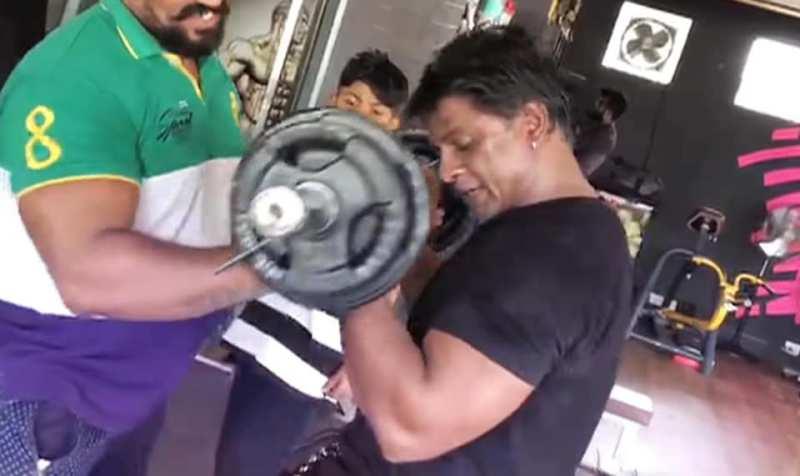 Duniya Vijay Gymming