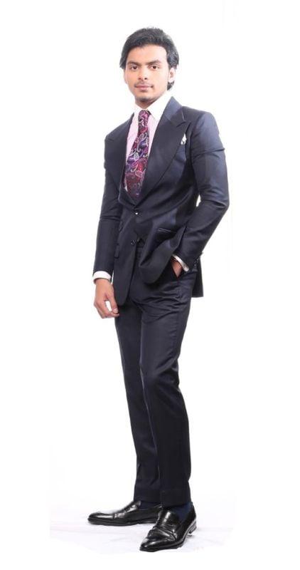 Entrepreneur Shikhar Pahariya