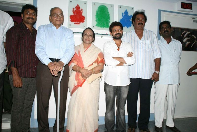 Jogi Naidu's with the Prominent Directors of South Indian Cinema