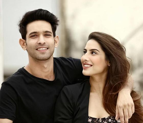 Sheetal Thakur and Vikrant Massey