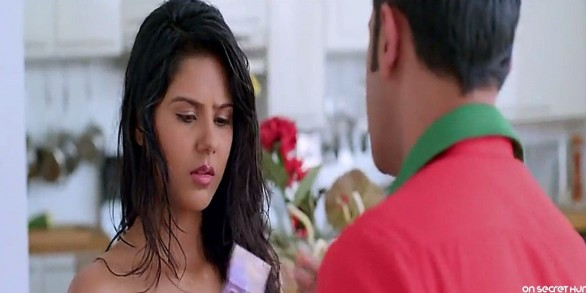 Sonam Bajwa in Best of Luck