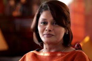 Anuja Joshi's aunt Pallavi Joshi