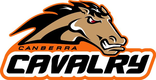 Canberra Cavalry logo