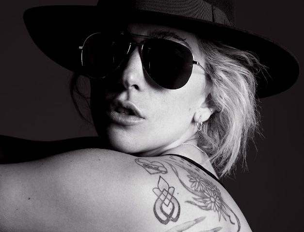 Lady Gaga's Fire Unity tattoo