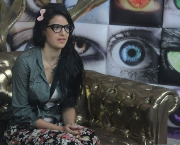 Natasa Stankovic in Bigg Boss 8