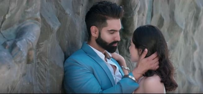 Parmish Verma in Rocky Mental