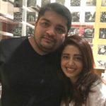 Shardul Singh Bayas with Neha Pendse