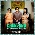 """ZEE5 Shukranu – Hui Emotion Ki Nasbandi"" Actors, Cast & Crew: Roles, Salary"