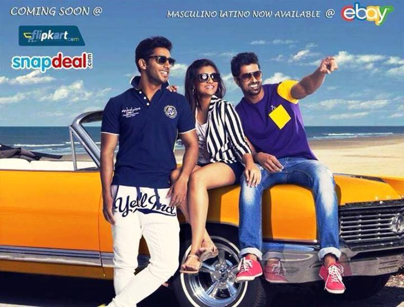 Sujo Mathew in Snapdeal Advertisement