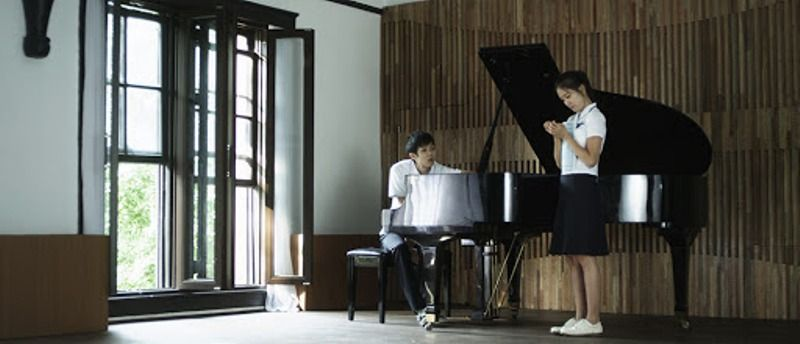 Choi Woo-sik in a scene from 'Etude Solo' (2011)