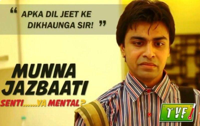Jitendra Kumar as Munna Jazbaati