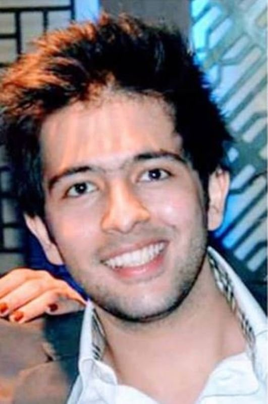 Raghav Chadha in 2009