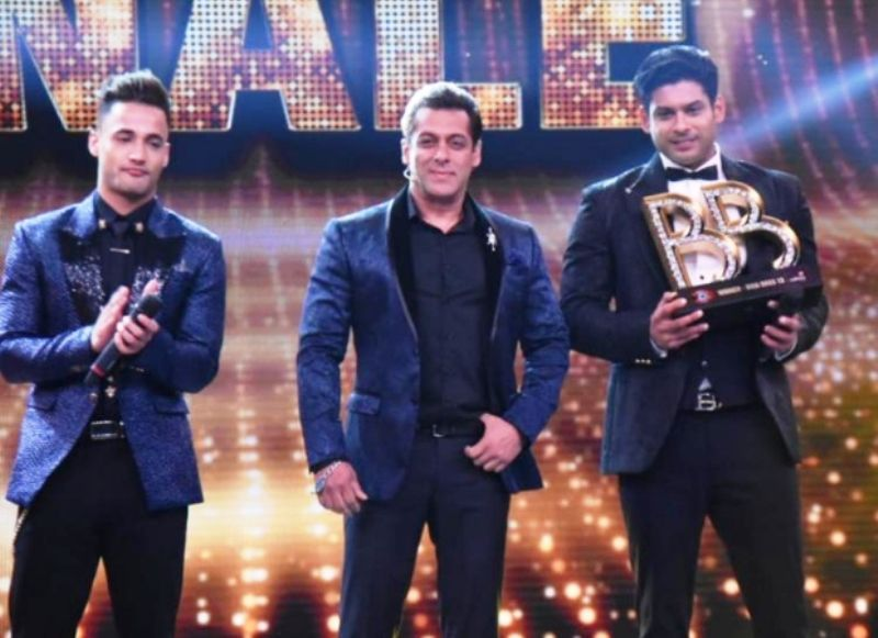 Siddharth Shukla Winner of Bigg Boss 13