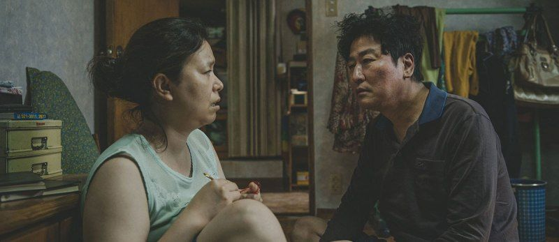 Song Kang-ho in a scene from Parasite (2019)