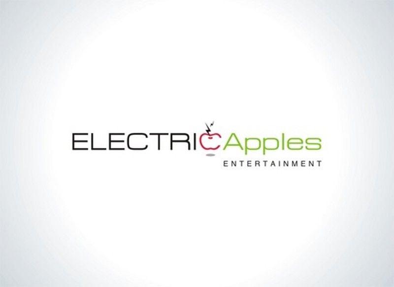 Electric Apples Entertainment Logo