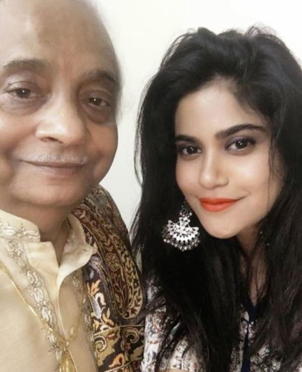 Aaditi Pohankar and Her Uncle