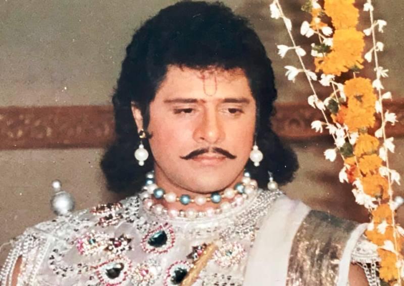 Arjun Firoz Khan as Arjun in Mahabharat