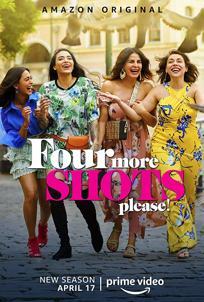 Four More Shots Please Season 2