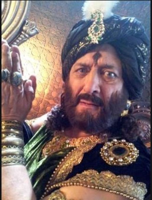 Gufi Paintal as Shakuni in Mahabharat
