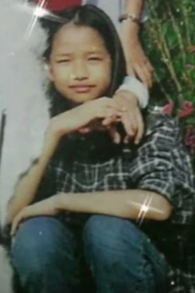 Ha Yeon-soo as a Child
